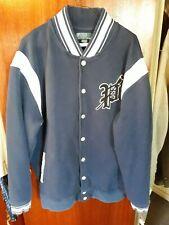 Polo Ralph Lauren PRL 1st eight varsity blue sport college jacket XLT pre owned