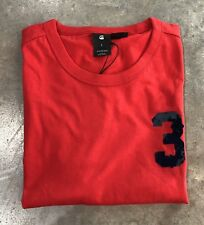 12e3f570d31 G-star Raw  09 R T S S  Tee In  Flame  Size