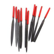 10pcs Needle File Set Precision Jewellers Small Jewelry Metal Hand Repair Tools