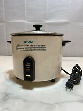 Rival Automatic Rice Cooker / Steamer - Model 4310