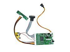 2AV VGA LCD Controller Board Kit For 4.3inch HSD043I9W1-A00 480x272 LCD Screen