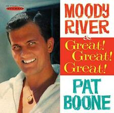 Moody River / Great! Great! Great!, Pat Boone, Good CD