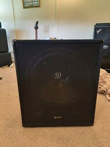 SKYTEC SWA18 SWA 18 500w 18 INCH ACTIVE(BUILT IN AMPLIFIER) PA SUBWOOFER SPEAKER