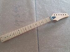 """New 1pcs electric guitar neck maple wood 24 fret 25.5"""" for IB style parts"""