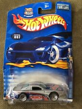 New Hotwheels 2002 Mustang Cobra 3 Of 4 Crunch Toy Car Collectible #97