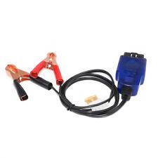 Auto Batterietester Circuit Tester KFZ OBD2 II Stromprüfer & Tastköpfe