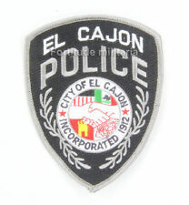 Patch de la police US : EL CAJON