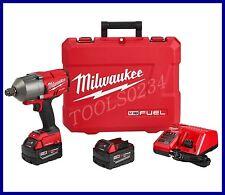 "Milwaukee 2864-22 One Key M18 FUEL 3/4"" Friction Ring High Torque Impact Kit"