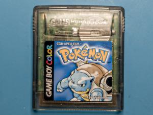 Pokemon Blue/Red/Yellow Nintendo Game Boy Color (FULL COLOUR)