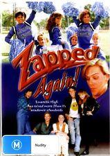 ZAPPED AGAIN! - HIGH SCHOOL HIGH JINX -  NEW & SEALED DVD