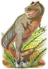 Melissa and Doug T-Rex Floor Puzzle (Easy-Clean Surface, Promotes Hand-Eye 48 L