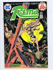 Rima #4 DC 1974