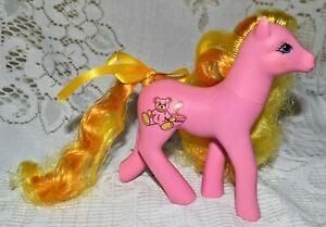 G1 Vintage My Little Pony Goldilocks