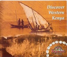 Discover Western Kenya 12 p guide full colour no adverts Agro Tourism Birdwatch