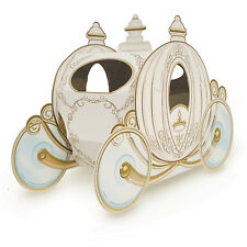 Party Supplies Girls Birthday Disney Princess 3D Carriage Table Centrepiece