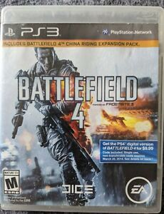 Battlefield 4 (Sony PlayStation 3, PS3 2013) Complete Game
