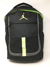 Nike Air Jordan Jet Backpack Carry On Bag Ghost Green Elephant Print 9A1685-171