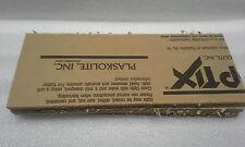 LOT of 10 - CLEAR ACRYLIC PLEXIGLASS PLASTIC SHEET 1/8'' X 11-2/8'' X 4-5/8''