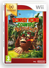 Nintendo Wii - Donkey Kong Country Returns Selects 2134849