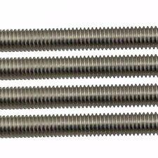 10-24x3 ft U51070.019.3600 Threaded Rod 304 SS Pack of 10