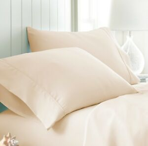 Home Collection 2 Piece Pillow Case Set - Hotel Quality - 14 Colors!
