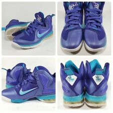 LeBron IX 9 HORNETS Summit Lake Men's Size 9.5 VGC