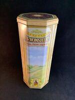 Vintage Imported Devonshire Royal Cream Liqueur Empty Tin