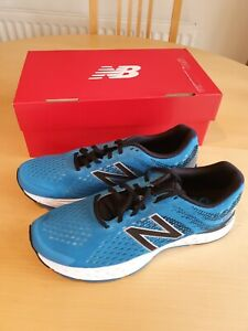 Brand new New Balance Mens Trainers Size 10 M680SE6 Blue Running BNIB