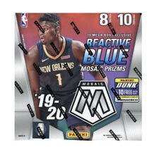 2019-2020 panini mosaic NBA Basketball Mega Sealed Box Canada&US Free Shipping