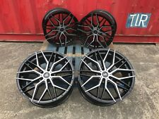 "20"" PERFORMANCE ALLOY WHEELS 3 / 4 SERIES 405M D SPOKE E90 BMW F30 F32 M SPORT"