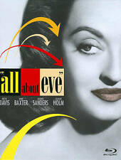 All About Eve (Blu-ray Disc, 2011, 60th Anniversary Digibook) - Brand New Sealed