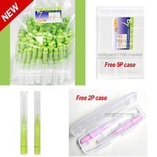 New 100pcs interdental brush select size Made in Korea