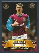 TOPPS PREMIER GOLD- 2002- #WH2-WEST HAM UNITED & ENGLAND-MICHAEL CARRICK