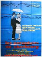 LES PARAPLUIES DE CHERBOURG Affiche Cinéma Movie Poster CATHERINE DENEUVE