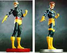 CYCLOPS mini statue set~Modern + Retro~X-Men~Bowen Designs~NIB