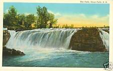 Sioux Falls,SD. The Falls
