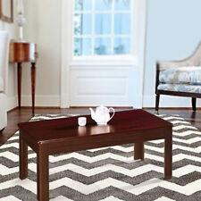 Wooden Coffee Table Storage Tea Desk Living Room Home Furniture Modern Rectangle
