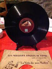 78 tours - M. Galiardin de l'Empire - Paris La Nuit - La java du coin