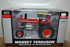 NEW 1/16 Massey Ferguson 1150 Toy Tractor Times w/ canopy top, chase version