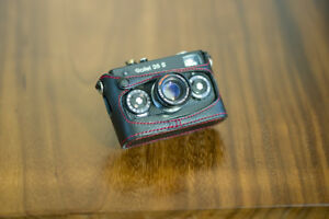 Mr. Zhou Leather Half Case for Rollei 35 35s 35T 35se Camera