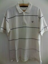 More details for vintage retro fred perry polo shirt jersey top golf mens 100% cotton adults size