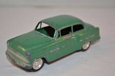 Lion Car Opel Record green made in Holland 1e type very nice condition