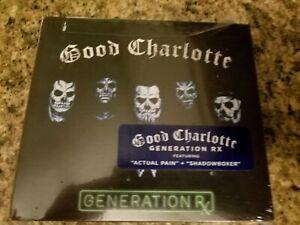 GOOD CHARLOTTE CD GENERATION RX (UK IMPORT)