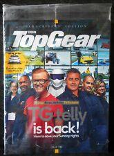 TopGear 283 JAGUAR F-PACE/PORSCHE 718 - SEALED Subscribers Magazine JULY 2016