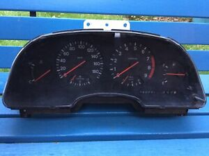 NISSAN 300ZX Z32 TWIN TURBO VG30DETT JDM SPEC SPEEDO CLOCKS  CLUSTER