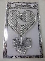 *NEW* PI Clear Stamp 'ZENDOODLES FOLK HEART READY TO GO' Lindsay Mason