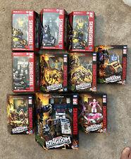 Transformers Lot/ R.E.D. War for Cybertron