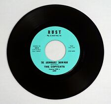 The Copycats 45 Rust 5024 Chief Sittin' Bull / The Abominable Snow-Man - Nm!