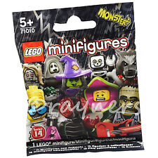 Horror Rocker Factory Sealed LEGO Monsters Series 14 Minifigure 71010