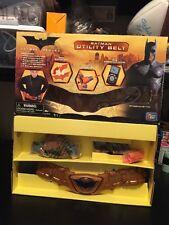NEW Open Box DC Comics Thinkway Toys Dark Knight Batman Begins Utility Belt 2005